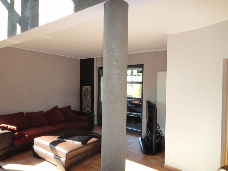 Enduit d coratif et spatulage grevenmacher luxembourg for Enduit rustique interieur